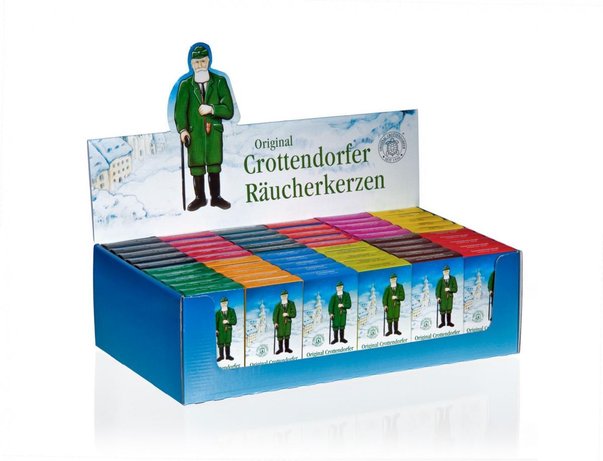 Crottendorfer incense candles