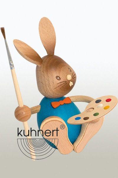 Easter Bunny Stupsi Artist
