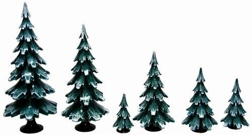 Fir, winterly / 6,5cm