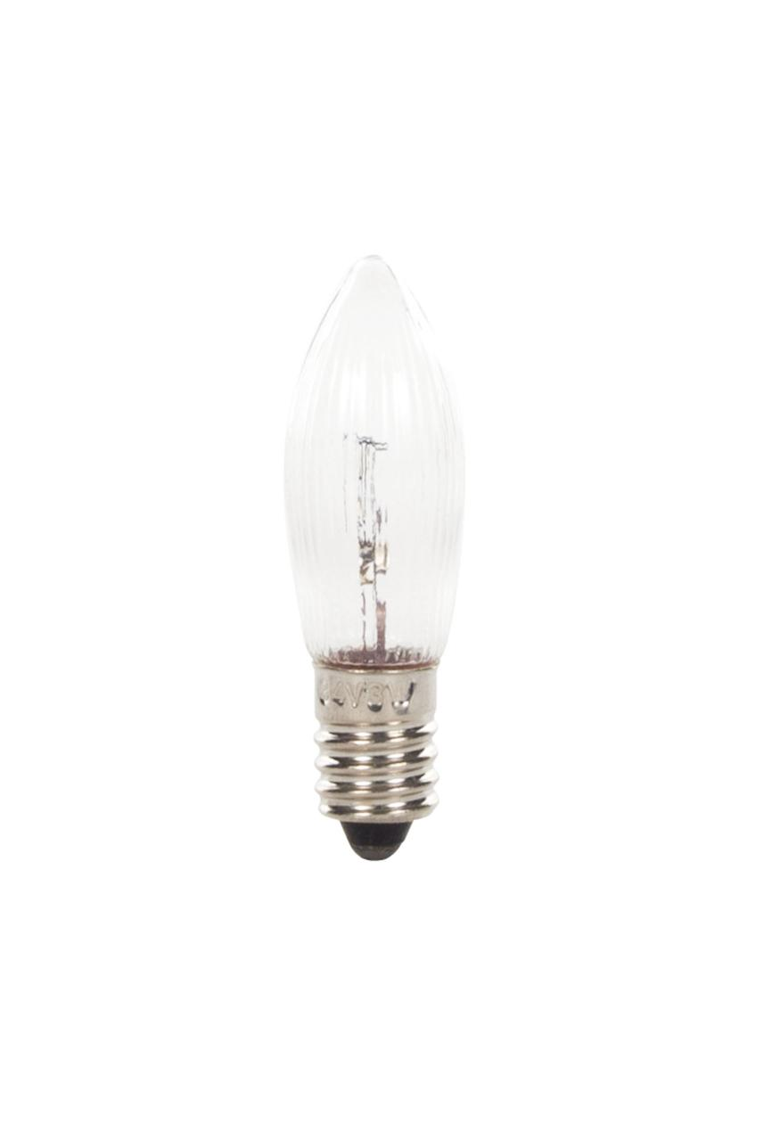 Riffel candle, Replacement bulb 16V/3W E10