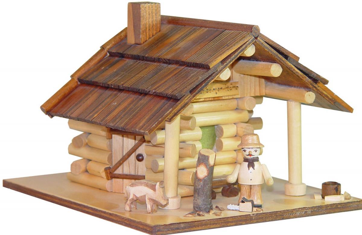 "Räucherhaus ""Freiberger Hütte"""