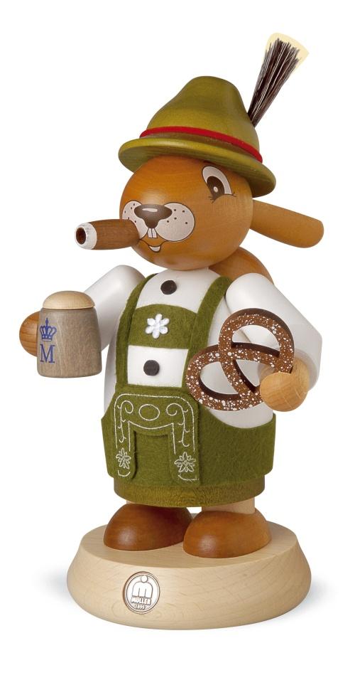 smoker rabbit Bayer, big
