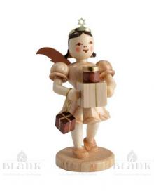 Blank Short Skirt Angel with Gifts