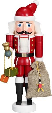 Nutcracker Santa Claus, 28 cm