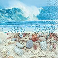 Napkins Ocean breeze