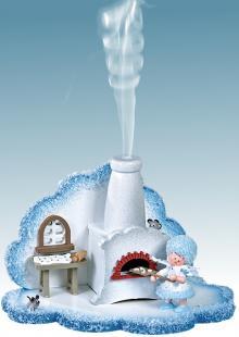 Snow Maiden smokehouse christmas bakery