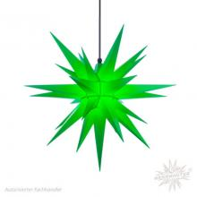 Herrenhuter plastic Christmas Stars 68cm, green