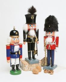 Britischer Tambourmajor