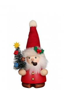 Smoker Santa Claus