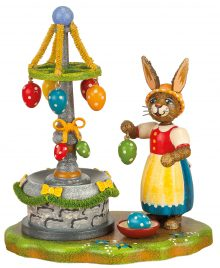 Hubrig Collectibles - Easter Fountain