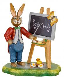 Hubrig Rabbit School - Teacher Lempel