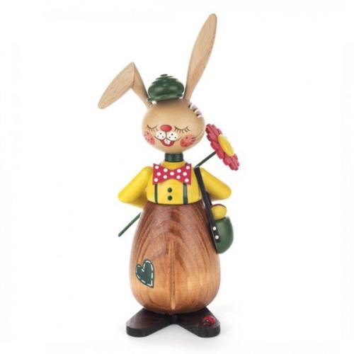 Easter figure bunny in love