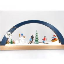 Light Arch Winter Children