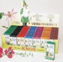 Räucherkerzen Knox Display