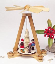 Christmas pyramid market