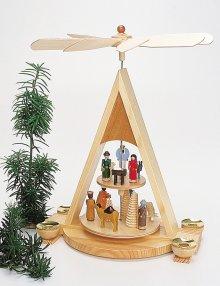 Pyramid Christmas story
