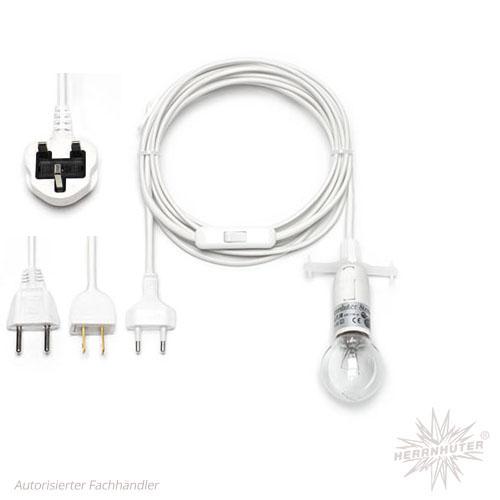 Herrnhuter Lighting Kit for Paperstars