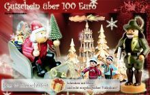 Gutschein, 100 Euro