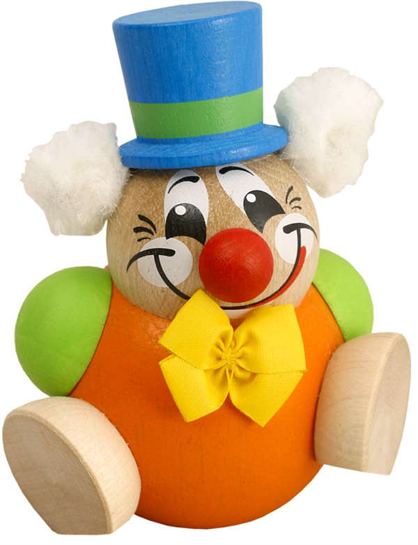 Kugelfigur Clowny