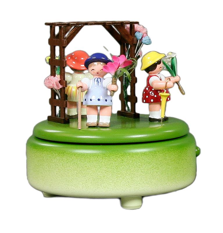 Music Box Flower Children