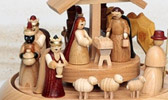 Nativity Scenes and Nativity Story