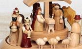 Nativity Scenes and Nativity Story