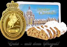 Original Dresden Christmas Stollen ®