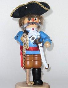 """Räuchermann Pirat """"Holzbein"""""""