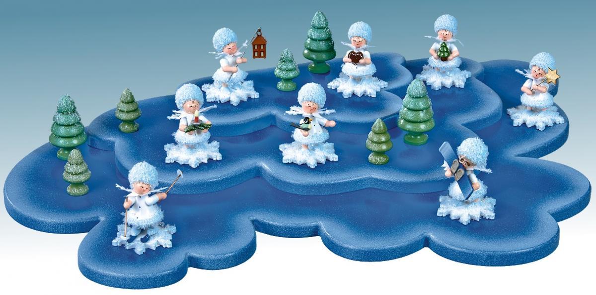 Snow Maiden figures