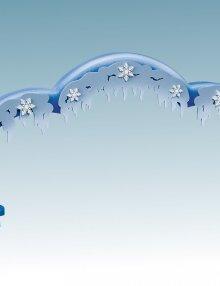 Snow Maiden illuminated arch for Art. no. KH43020