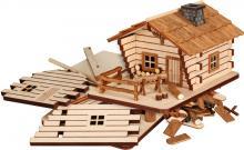 "Handcraft Kit smokehouse ""Lodge"""