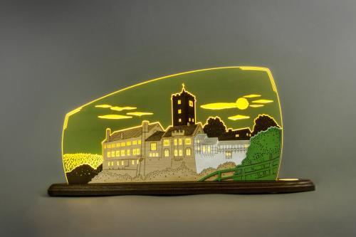 """LED Motivleuchte """"Wartburg"""" **Neu 2016**"""