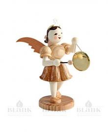Blank Short Skirt Angel with Gong