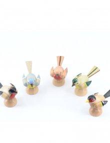 Bird group 5 pieces