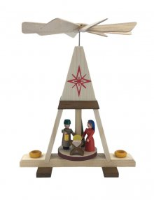 Warmth game - miniature nativity scene