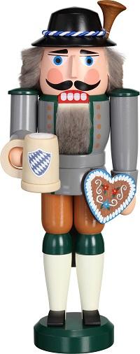 Nutcracker Bavarian, 27 cm