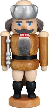 Nutcracker King Iroko, 20cm