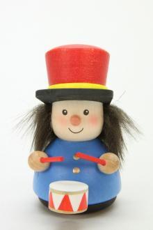 Wobble figure Drummer, 8 cm