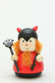 Wobble figure Devil, 7 cm