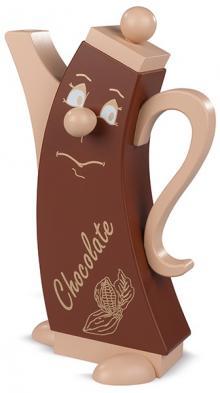 Smoke figure Chocolate