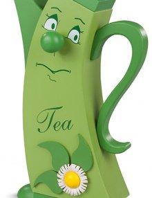 Smoke figure Tea