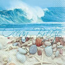 Napkins Ocean breeze