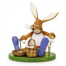 Sniff bunny Egon the egg thief
