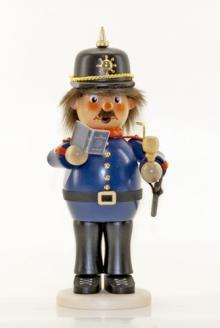 Räuchermann, Polizist