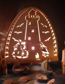 Room light lighthouse