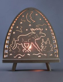 Room light moose