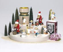 Engel am Weihnachtsbaum