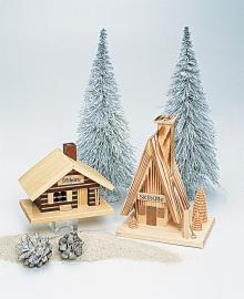 Smokehouse - small ski hut