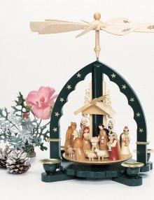 Christi Geburt / grün