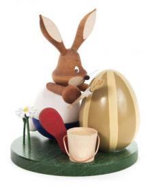 Sniff Bunny Konrad the Egg Painter